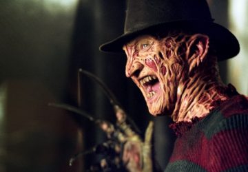 Freddy Krueger Mr Rob